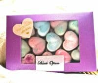 Designer inspired perfume  Rainbow 12 Soya wax melts Gift Box Creed For Her Type
